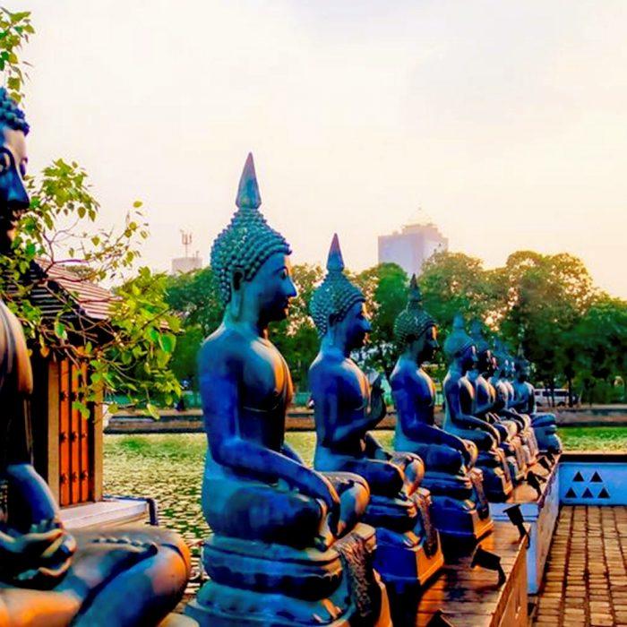 Gangaramaya, Colombo