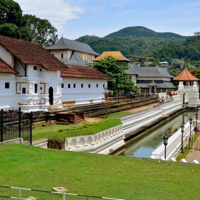Kandy Temple Palace