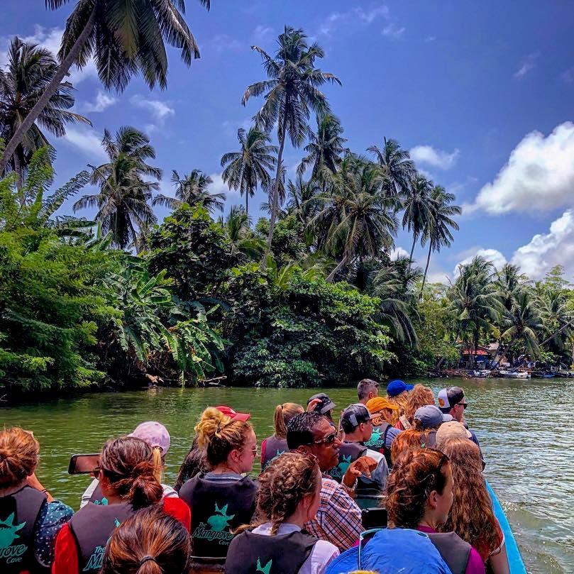 River Maadu Boat Safari Bentota